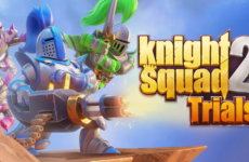 Knight Squad 2 is coming out on April 14th