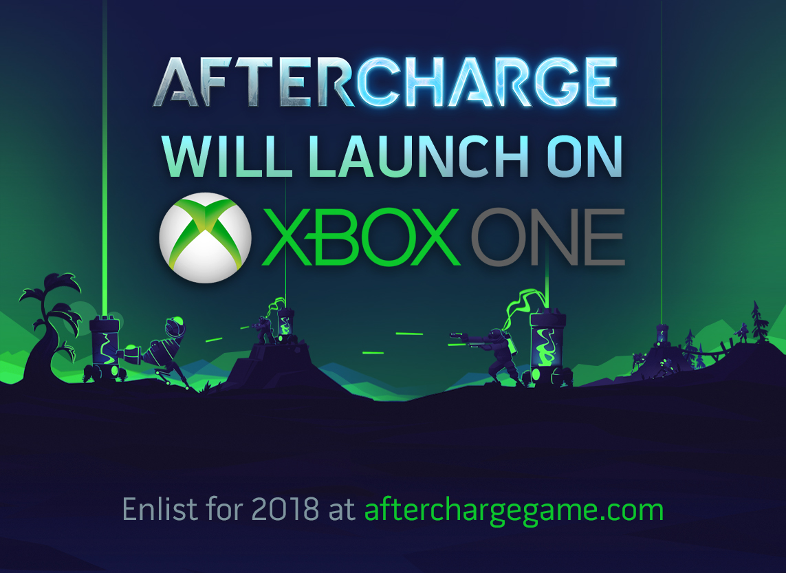 Aftercharge will be launching on Xbox One