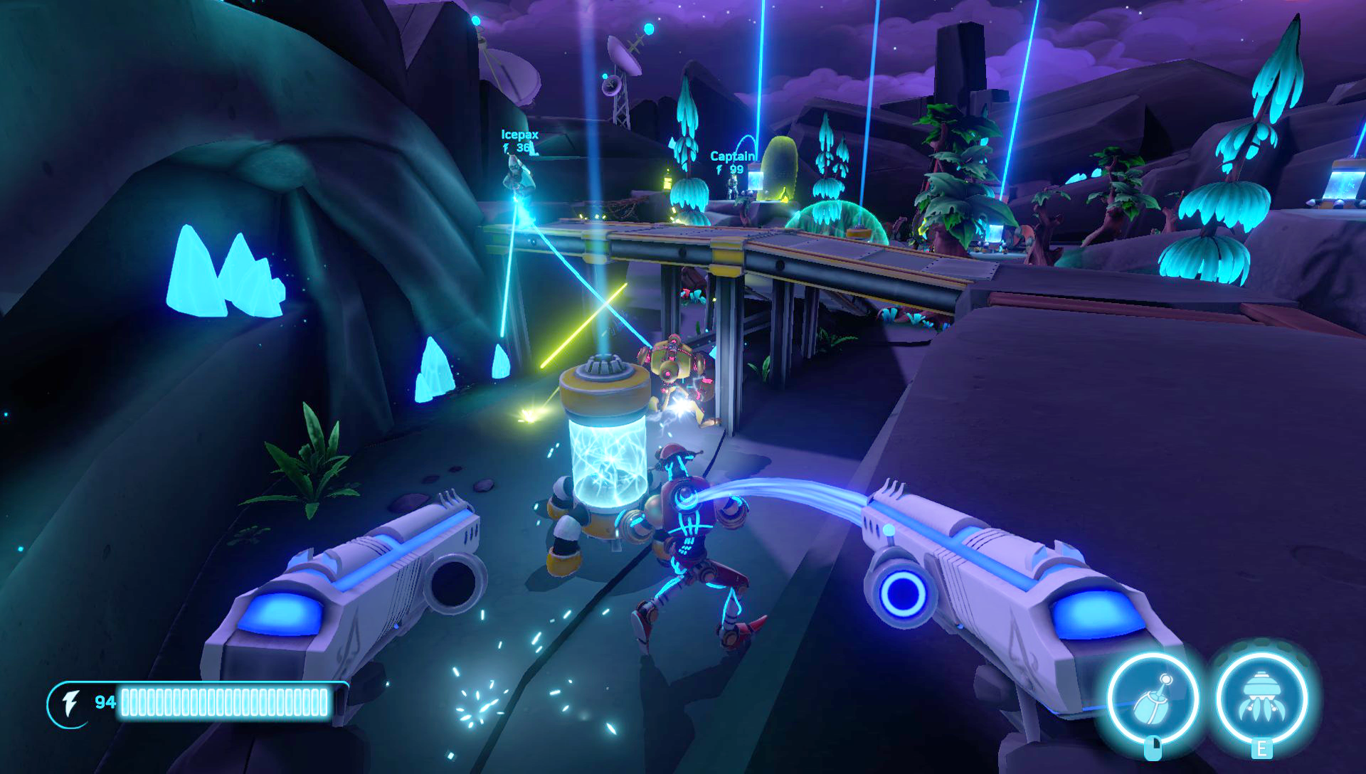 Aftercharge is coming out on Xbox, Switch and PC
