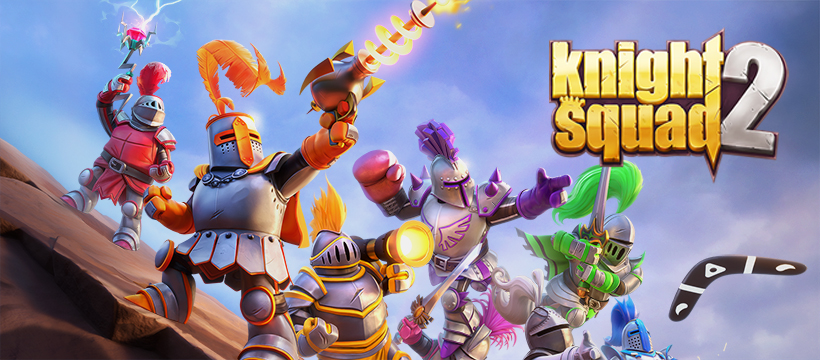 We're making Knight Squad 2